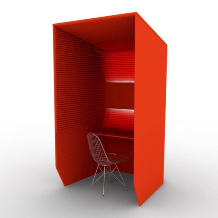 Cabine acoustique BuzziBooth